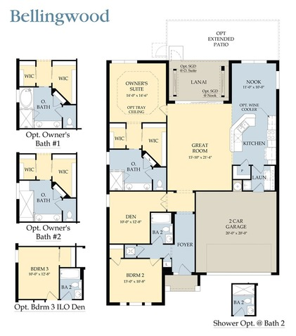 Bellingwood Floor Plan