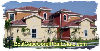 Blue Water Coach Homes Cape Coral