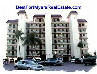 Cane Palm Beach Condo Fort Myers Beach mls