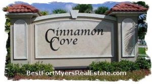 Cinnamon Cove Fort Myers homes for sale 33908