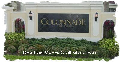 Colonnade at the Forum fort myers fl 33905