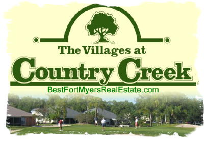 Country Creek Golf Estero Florida 33928 real estate