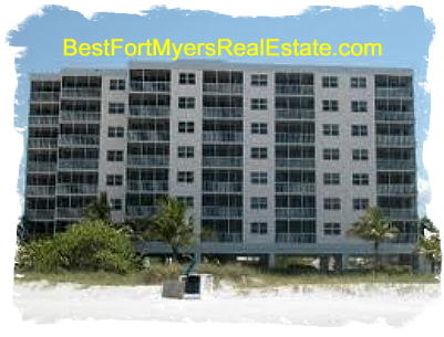 Estero Island Beach Villas Fort Myers Beach Condos