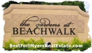 GARDENS AT BEACHWALK FORT MYERS 33908