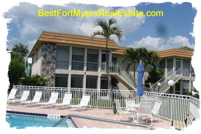 Gulf West Wind Condo Fort Myers Beach