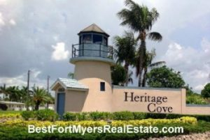Heritage Cove 55 +fort myers fl 33919