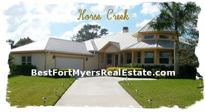 Horse Creek Fort Myers Real Estate for sale