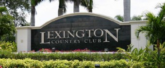Lexington Country Club Fort Myers FL 33908