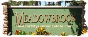 Meadowbrook Bonita Springs FL Real Estate 34134