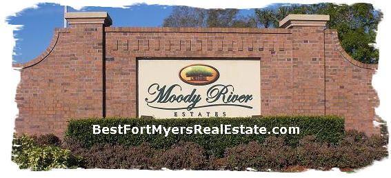 Moody River Fort Myers Florida 33903
