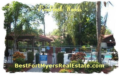 Pinebrook Woods Fort Myers FL real estate