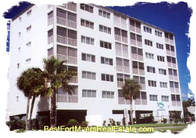 Strandview Tower Fort Myers Beach 33931 Condo