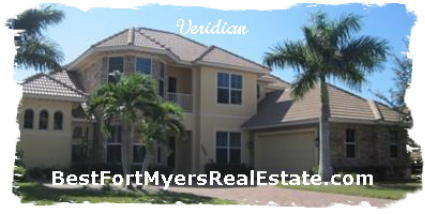 Veridian Fort Myers FL 33908 Real Estate