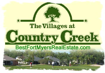 Villages at Country Creek Golf Homes