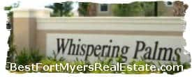 Whispering Palms Fort Myers 33913 Real Estate