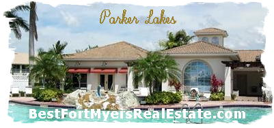 Parker Lakes Fort Myers 33919 Real Estate