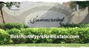 Summerwind Gateway Fort Myers 33913 Real Estate