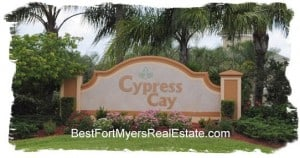 Cypress Cay Gateway Fort Myers Real Estate 33913