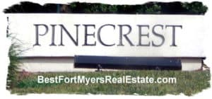 Pinecrest Gateway Fort Myers Real Estate