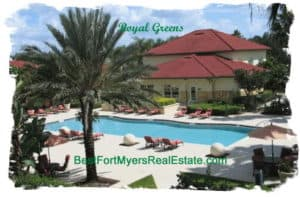 Royal Greens Gateway Fort Myers 33913 Real Estate