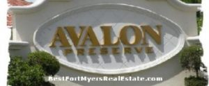 avalon preserve fort myers fl 33908