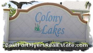 Colony Lakes Fort Myers fl 33908
