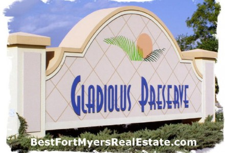 Gladiolus Preserve real estate fort myers florida 33908