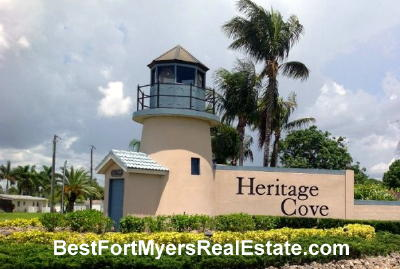 Heritage Cove 55 plus Fort Myers Florida 33919
