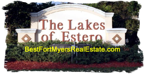 The Lakes of Estero 33928 Homes