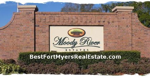 Moody River Fort Myers Homes for Sale
