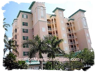 Palm Harbor Club Condo Fort Myers Beach
