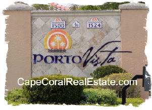Porto Vista Condo Cape Coral Real Estate