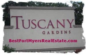 Tuscany Gardens real estate