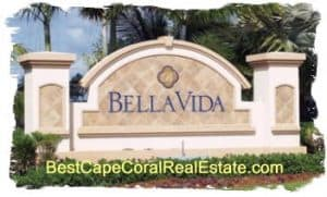 Bella Vida cape coral florida 33909