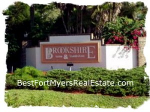 Brookshire Fort Myers fl 33912 homes for sale