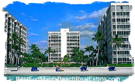 Creciente Condos Fort Myers Beach Florida 33931
