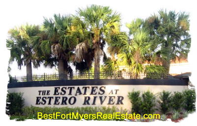 Estates at Estero River real estate
