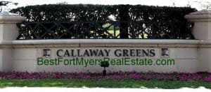 Callaway Greens Gateway Fort Myers
