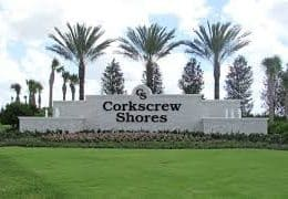 corckscrew shores real estate
