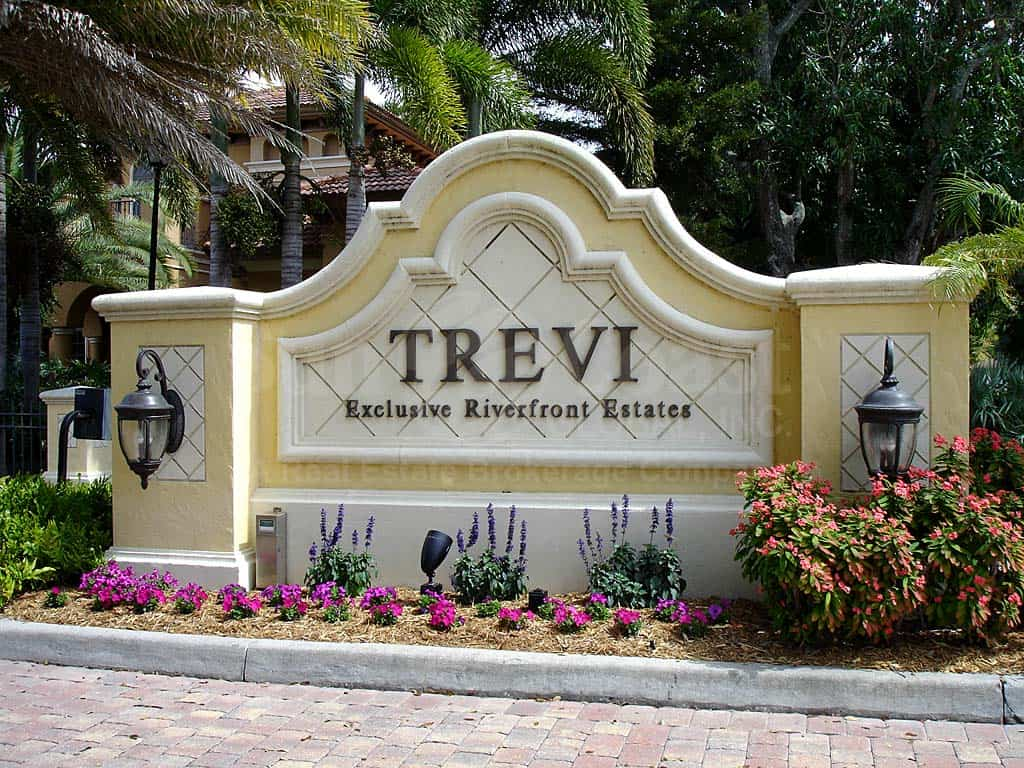 trevi exclusive riverfront estates fort myers 33919
