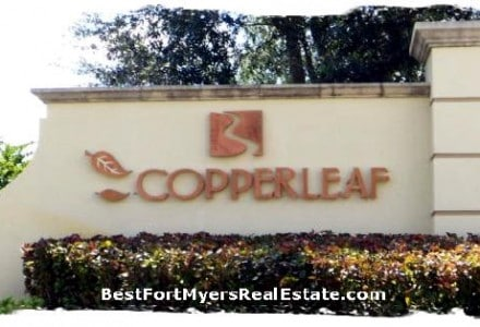 Copperleaf at the Brooks Bonita Springs 34135 real estate