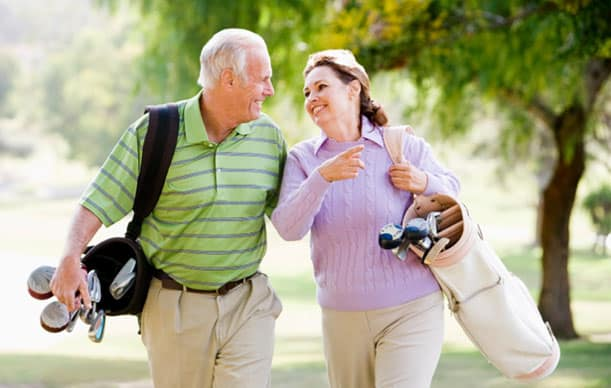 Active Senior Golf Retirement