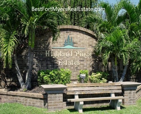 Highland Pines Estates Real Estate