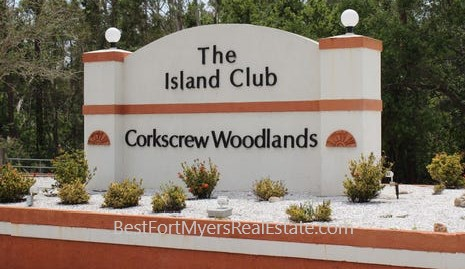 Island club at corkscrew homes
