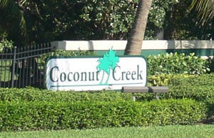 coconut creek homes for sale