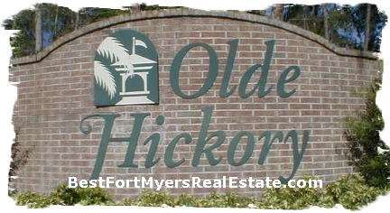 Olde Hickory Golf fort myers fl 33912
